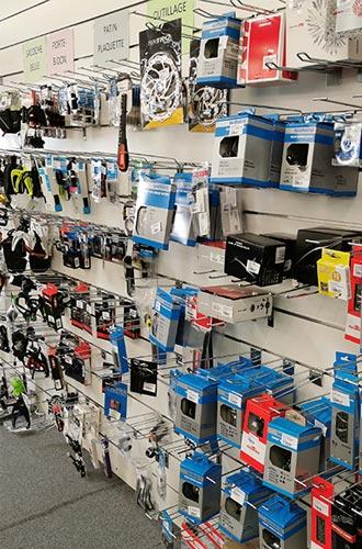 Les accessoires vélos Le Guidon Niortais 1