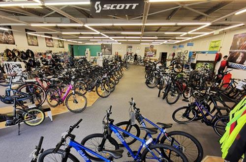 Le magasin vélos Le Guidon Niortais