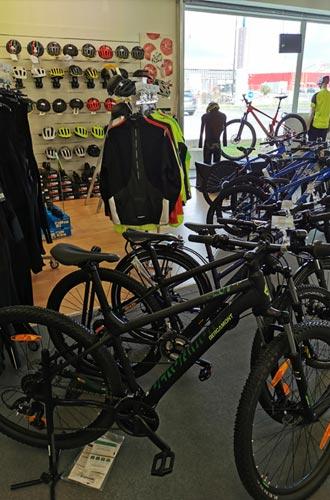 Le magasin vélos Le Guidon Niortais 1