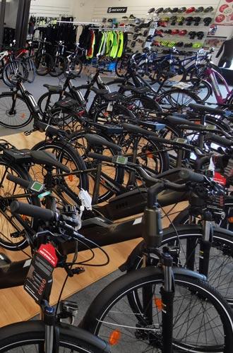 Le magasin vélos Le Guidon Niortais 4