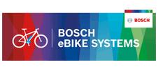 Logo vélo BOSCH