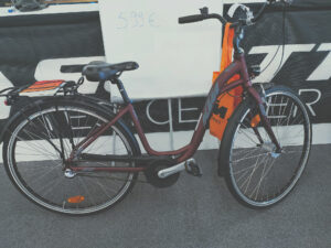 vélo KTM CITY FUN 28.3
