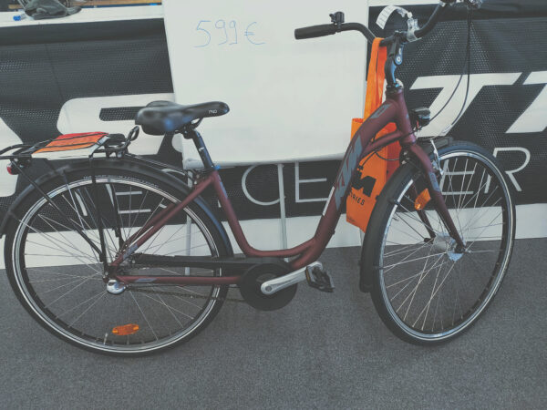 vélo KTM CITY FUN 28.3
