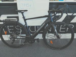 vélo BERGAMONT GRANDURANCE EBIKE
