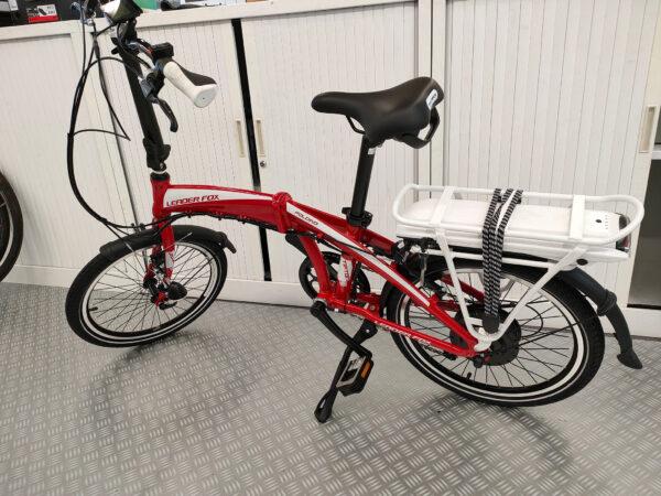 vélo LEADER FOX VAE pliable 576wh