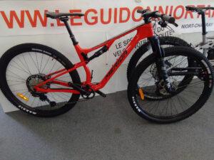 vélo MERIDA NINETY SIX RC