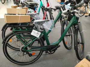 vélo EXS Chantenay