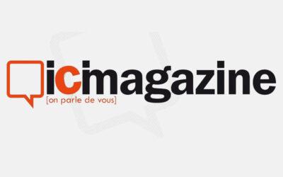 Ici magazine juillet/aout 2021