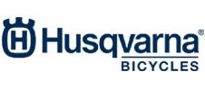 Logo vélo HUSQVARNA BICYCLES